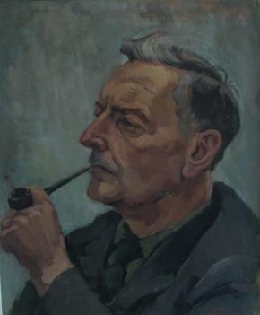 Portret Martinus Middelhoek (Collectie Historisch Museum Den Briel; inv nr 4411)
