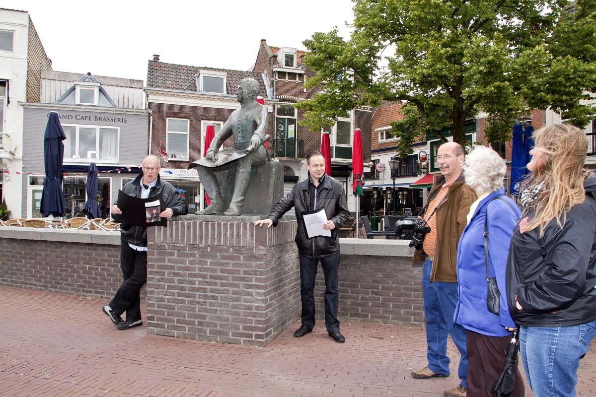 Standbeeld Jan Blanken